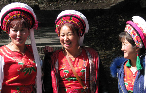 Découverte culture chinoise Yunnan
