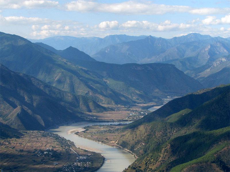 Trek en Chine