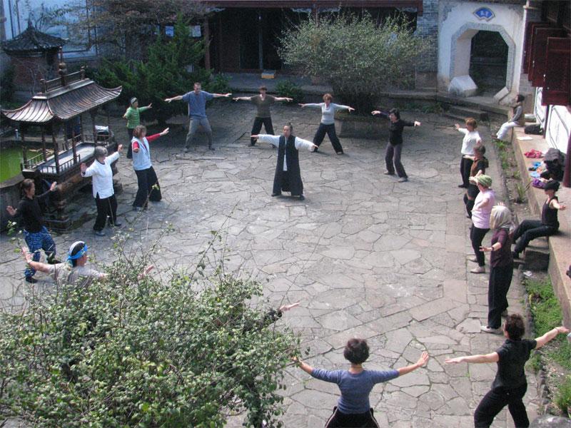 Immersion monastère taoiste